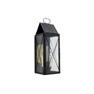Reviews 300 Series 2-Light Outdoor Wall Lantern By Brass Traditions