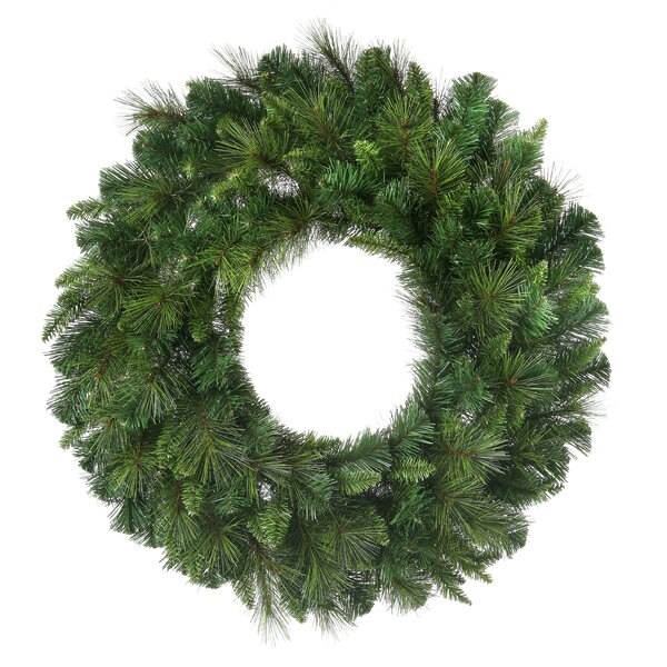 Deluxe Belgium 30 PVC Wreath by The Holiday Aisle