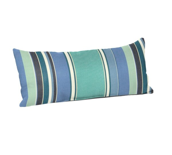 Rothschild Dolce Oasis Outdoor Lumbar Pillow by Highland Dunes