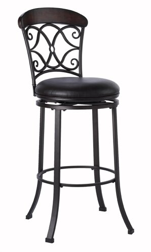 Trevelian 30 Swivel Bar Stool by Hillsdale Furniture