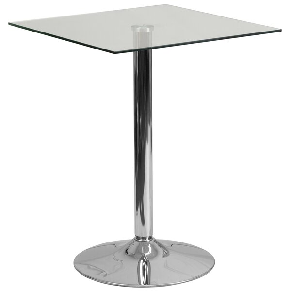 Cudney Standard Height Dining Table by Orren Ellis
