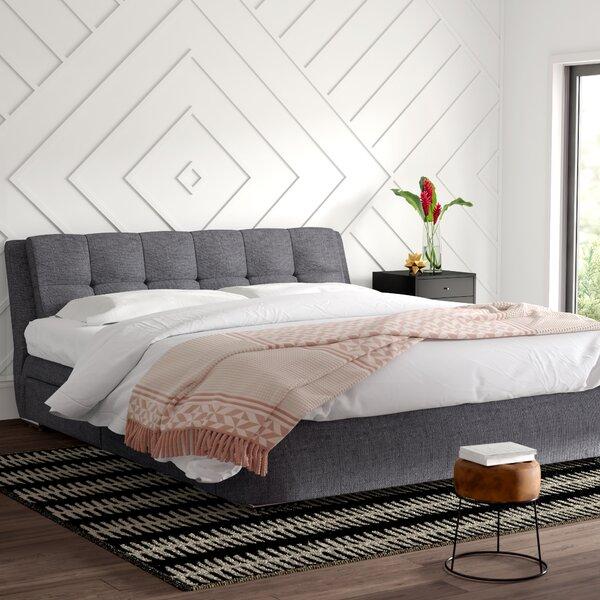Losada Upholstered Storage Platform Bed by Mercury Row