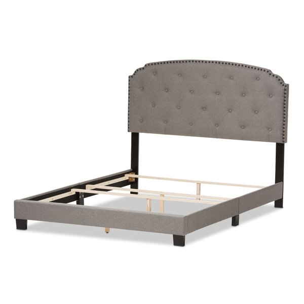 Penzance Upholstered Panel Bed by Wholesale Interiors