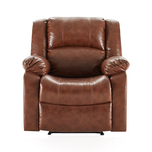 Amrin Faux Leather Recliner W003507016