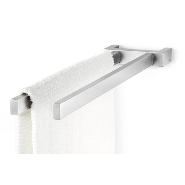Linea 17.75 Wall Mounted Towel Bar by ZACK