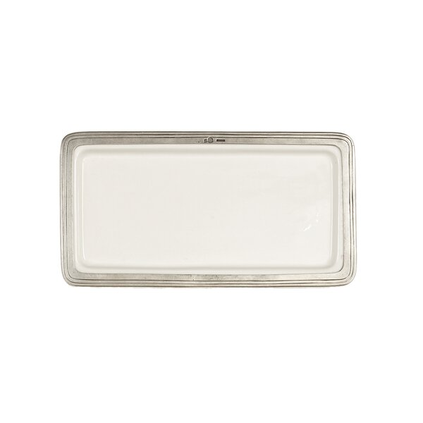 Tuscan Rectangular Serving Tray by Arte Italica
