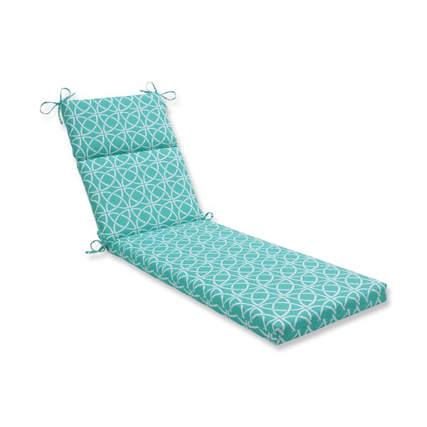 Nace Indoor/Outdoor Chaise Lounge Cushion