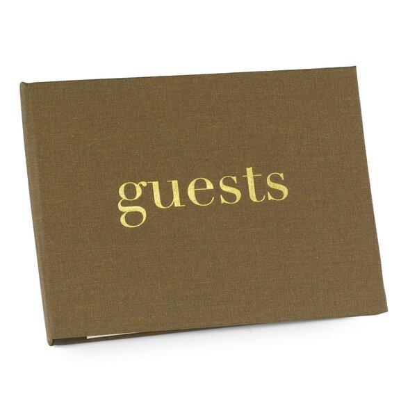 Guest Book by Hortense B Hewitt