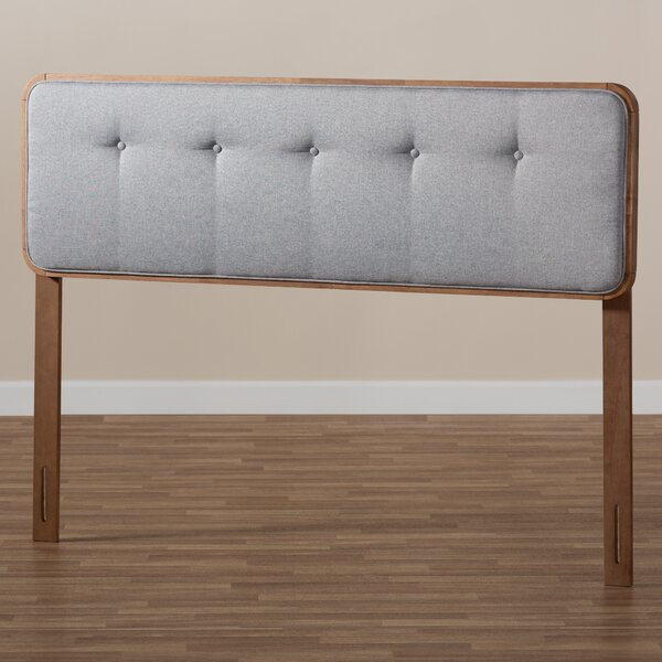 Higgs Upholstered Panel Headboard By George Oliver