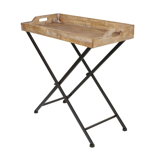 Marmora Metal End Table by Kate and Laurel| @ $138.99