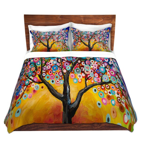 Color Tree V Duvet Cover Set