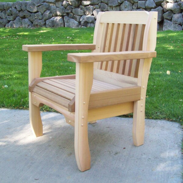 Cabbage Hill Stacking Patio Dining Chair by Wood Country