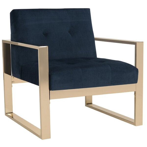 Zada Accent Arm Chair by Everly Quinn
