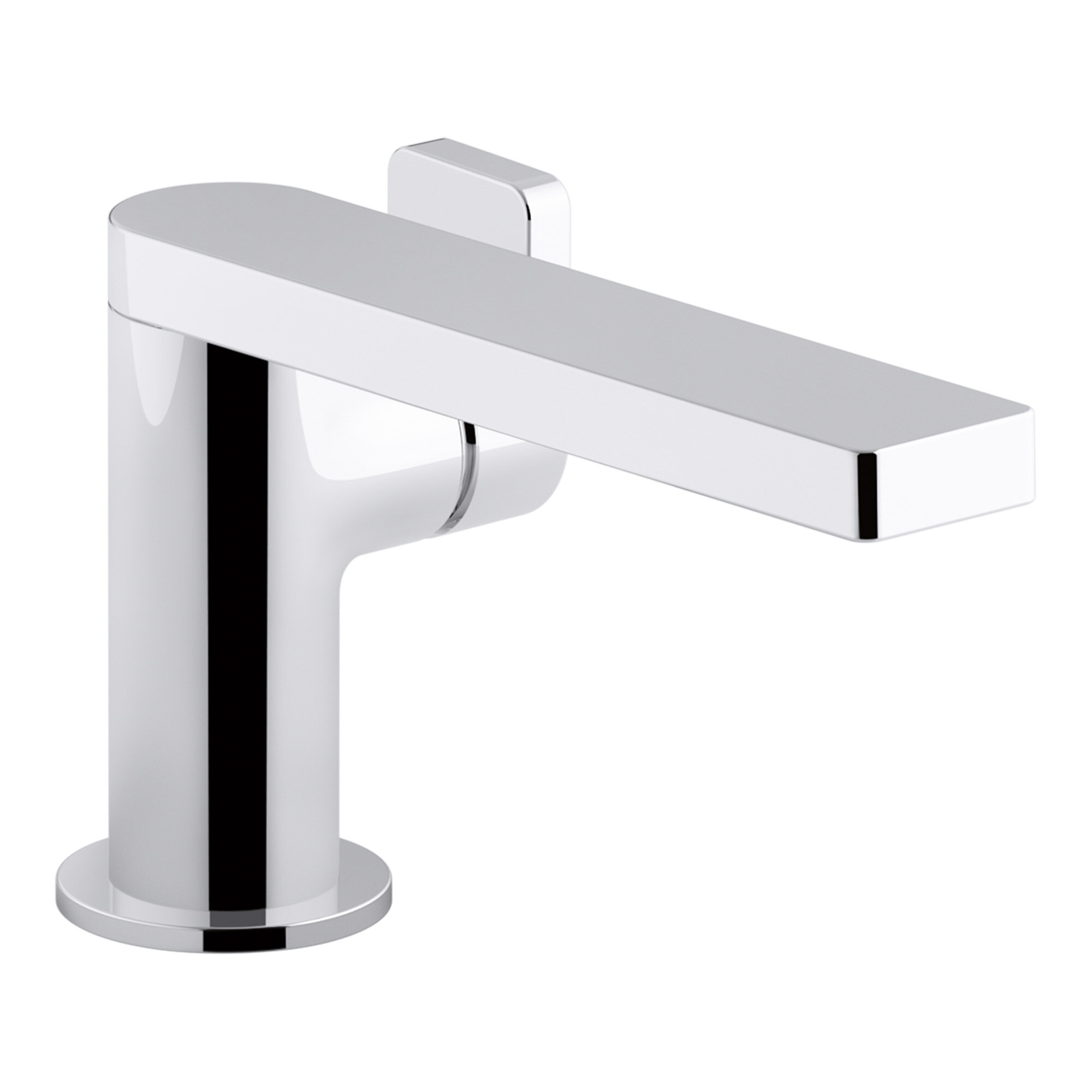 Kohler Composed Single Handle Bathroom Faucet With Drain Assembly Reviews Wayfair