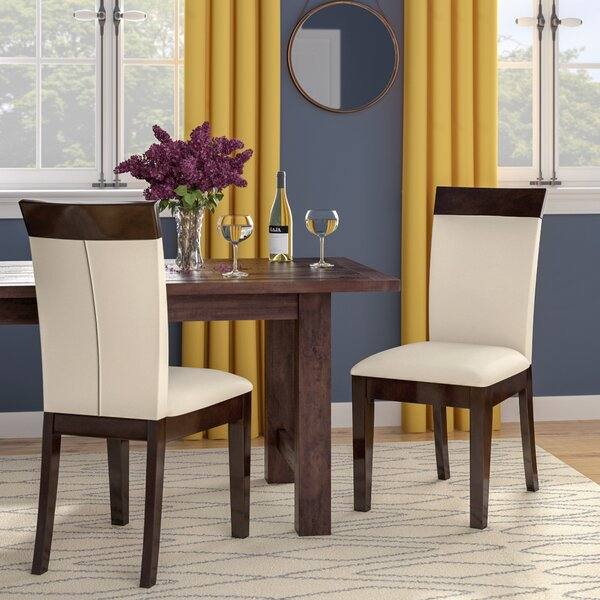 Birney Side Chair (Set of 2) by Wrought Studio