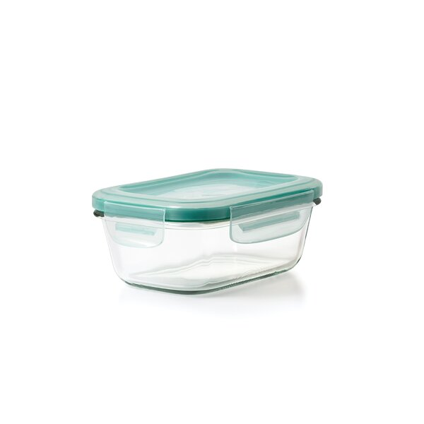 Good Grips Snap Glass Rectangle 4 Oz. Food Storage Container by OXO