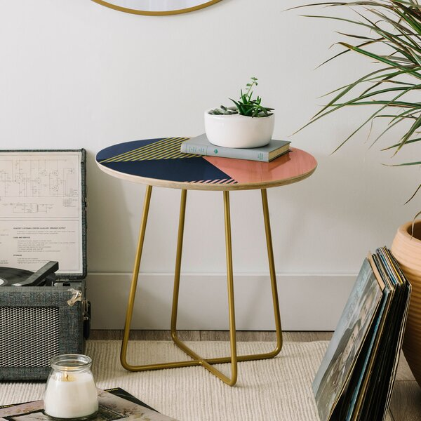 Mareike Boehmer End Table by East Urban Home