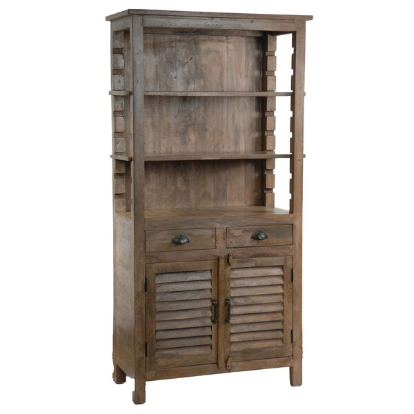 Bengal Manor Standard Bookcase by August Grove