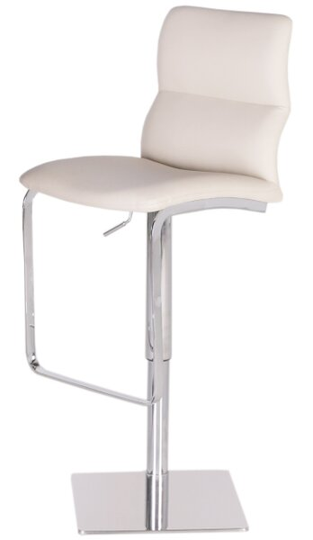 Intel Adjustable Height Swivel Bar Stool by Bellini Modern Living