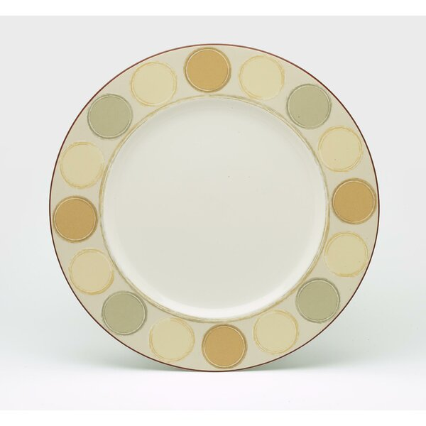 Mocha Java Round Platter by Noritake