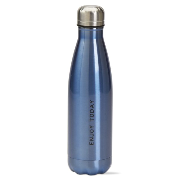 Enjoy Today Double Wall Stainless Steel 16 oz. Water Bottle by TAG