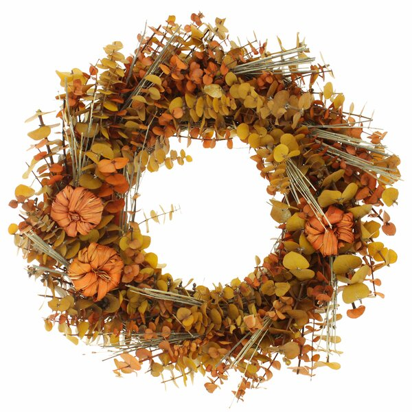 18 Autumn Wreath by The Holiday Aisle