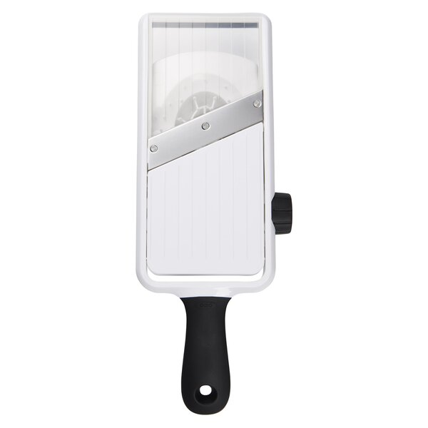 Good Grips Adjustable Hand-Held Mandoline Slicer by OXO