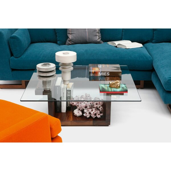 SQG Pedestal Coffee Table by ARTLESS ARTLESS