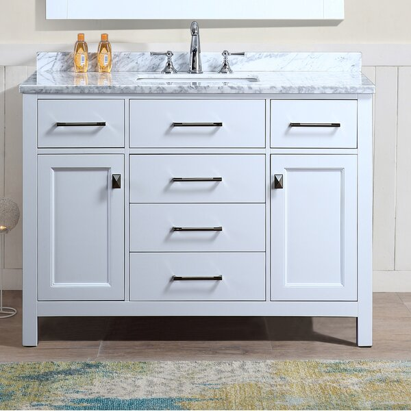 Fritz 48 Single Bathroom Vanity Set by Brayden Studio