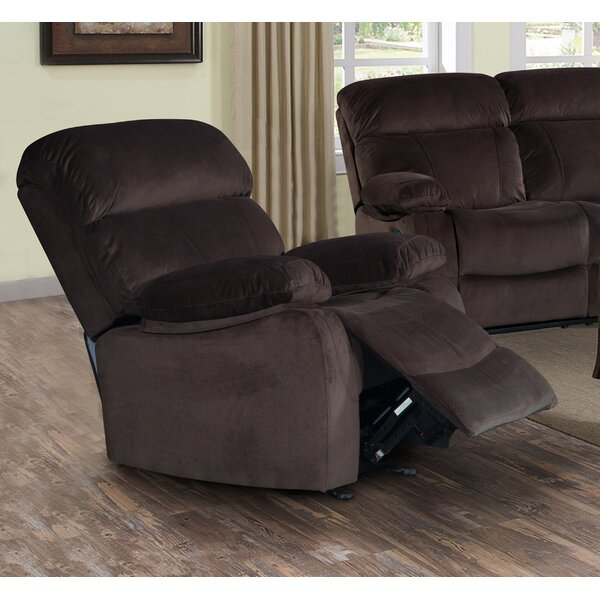 Alvia Living Room Recliner by Living In Style