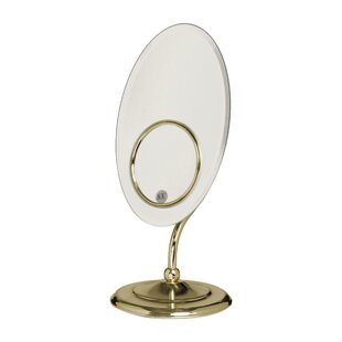 Deals Swivel Inset Mirror By Zadro