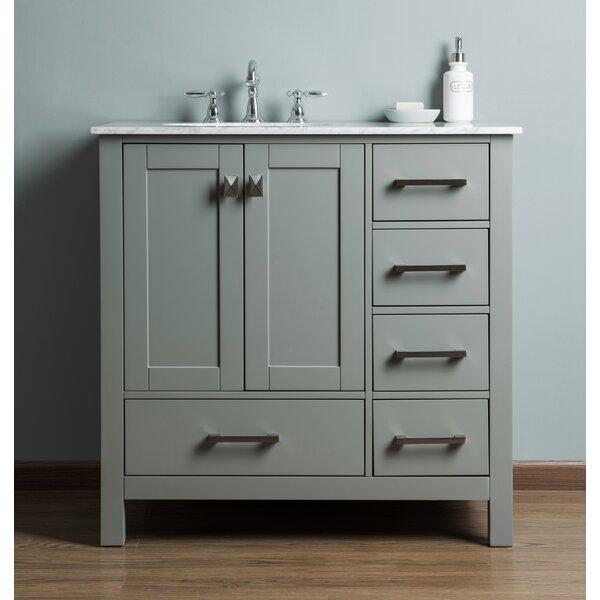 Malibu 36 Single Bathroom Vanity Set by dCOR design
