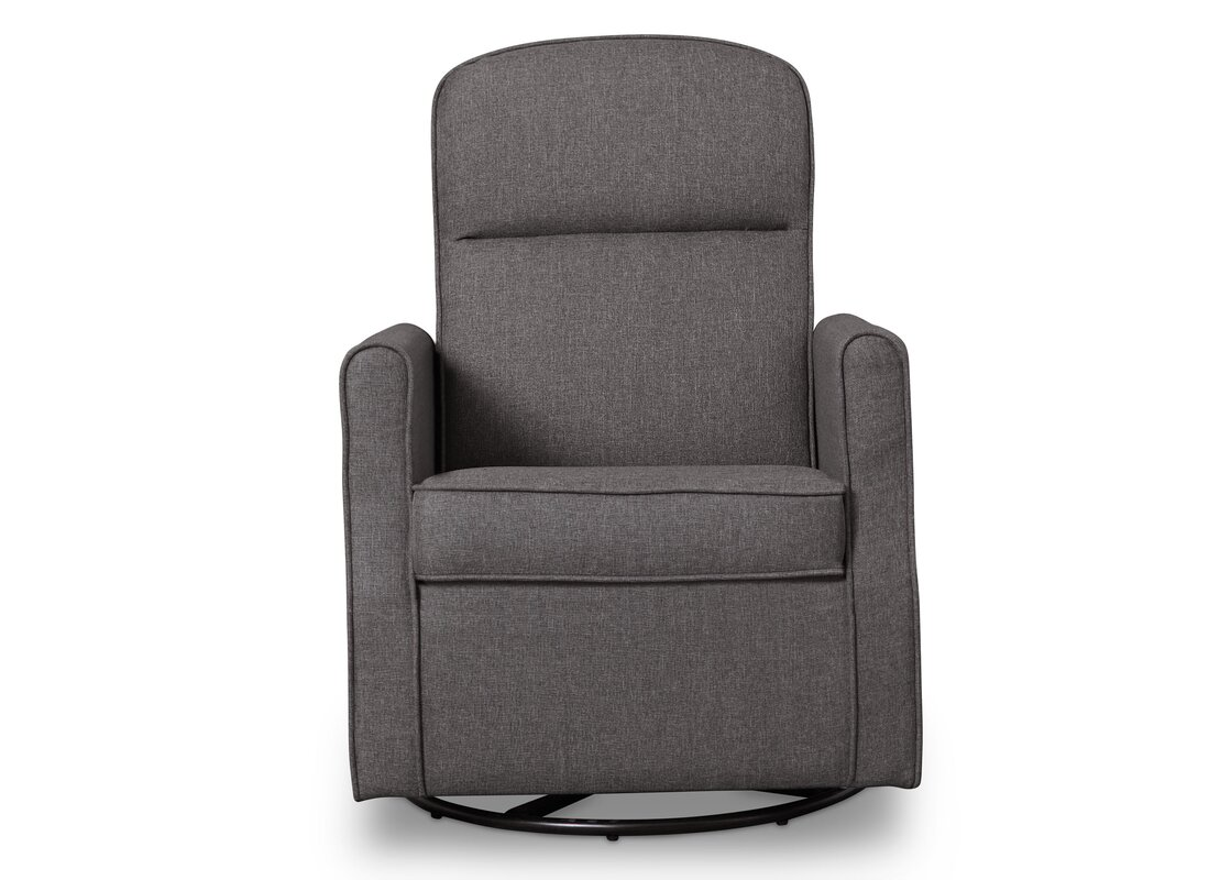 Wayfair Swivel Glider Chair: Delta Children Blair Slim Nursery Swivel Glider & Reviews