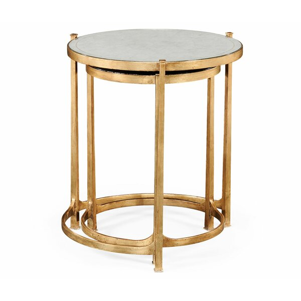 Luxe 2 Piece Nesting Tables