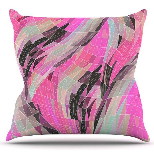 La Verite by Danny Ivan Outdoor Throw Pillow by East Urban Home