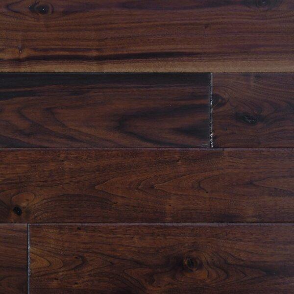 Tap Room 5 Engineered Walnut Hardwood Flooring in Weissbier by Albero Valley