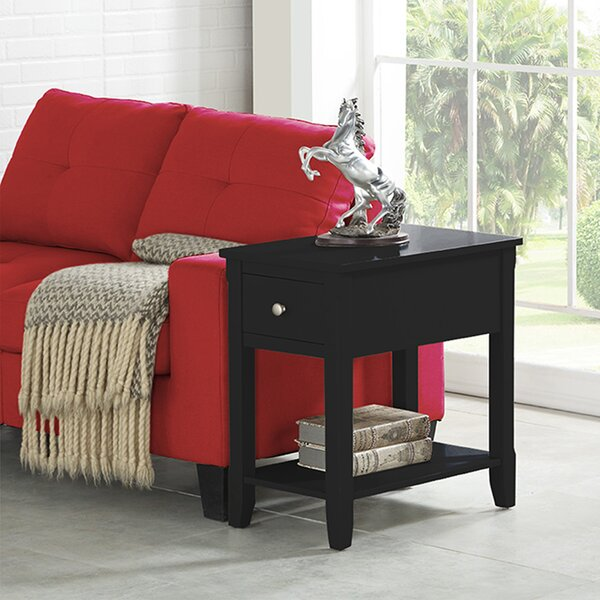 Adrasto End Table With Storage By Latitude Run