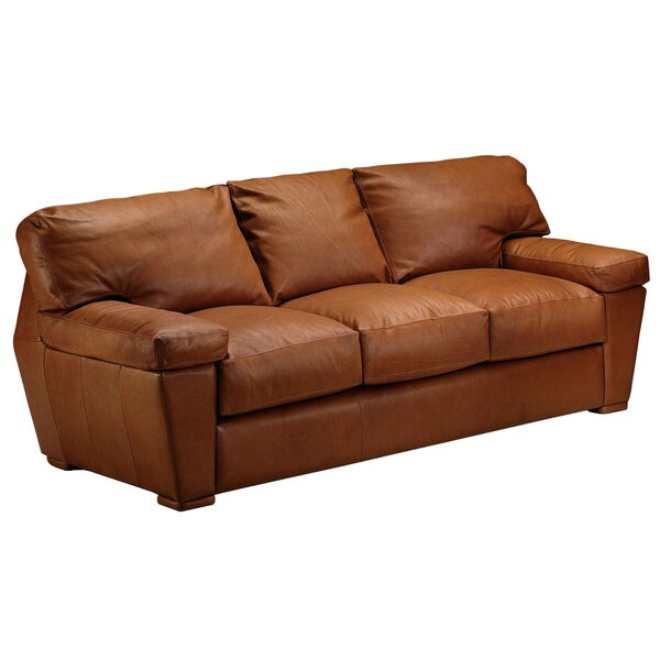 Prescott Sleeper Sofa by Omnia Leather