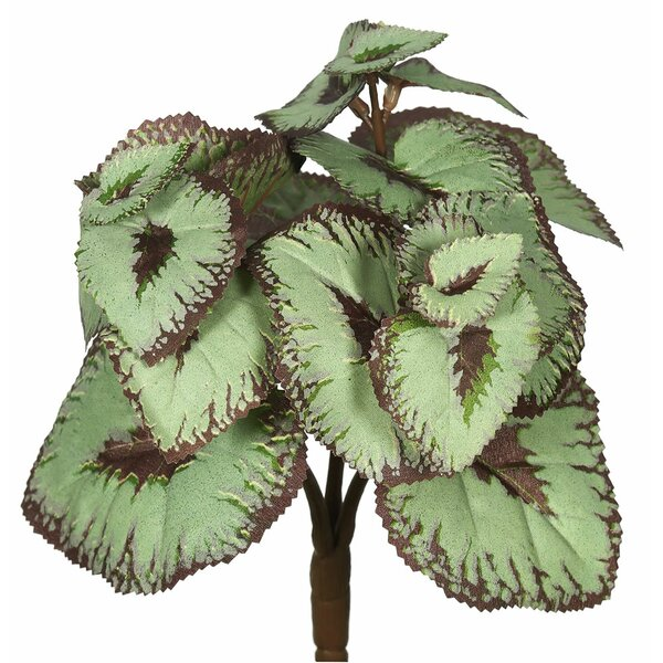 Artificial Begonia Stem by Bloomsbury Market