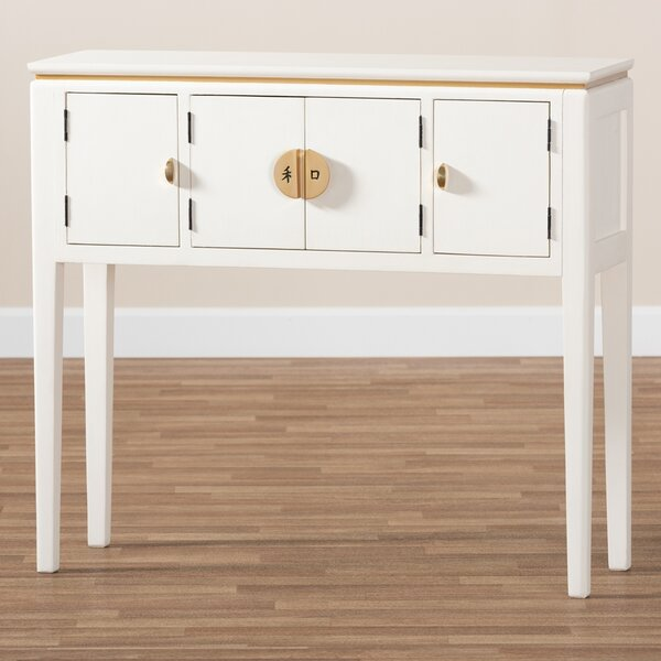Bloomsbury Market White Console Tables
