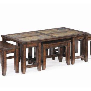 Fredia Coffee Table Loon Peak