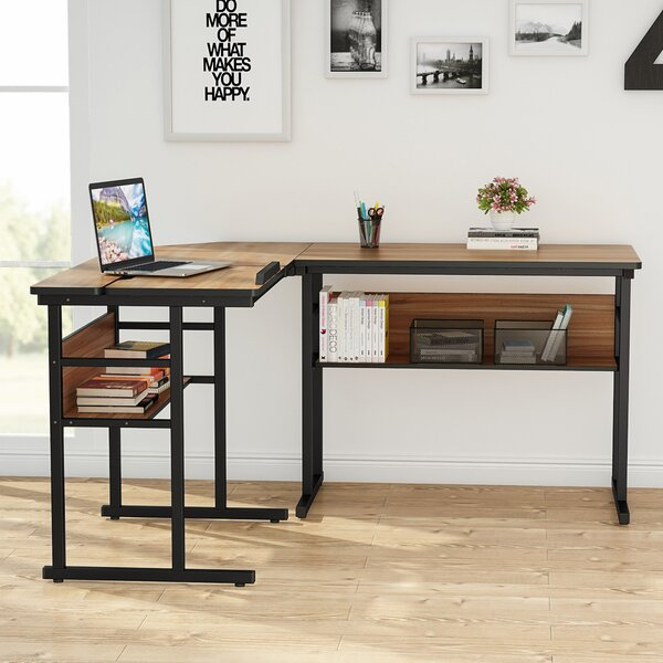 Beeney L-Shaped Gaming Desk