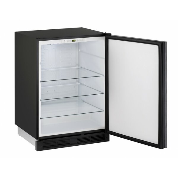 1000 Series Reversible 24-inch 5.2 cu. ft. Undercounter Refrigeration by U-Line