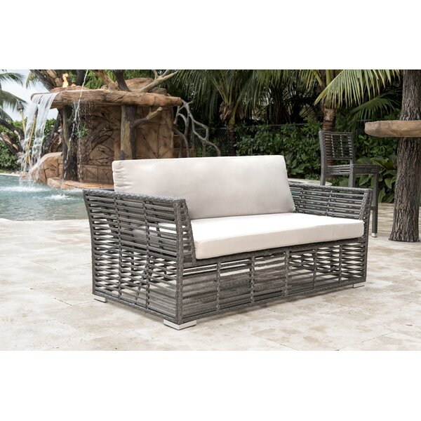 Loveseat  with Sunbrella Cushions by Panama Jack Outdoor Panama Jack Outdoor