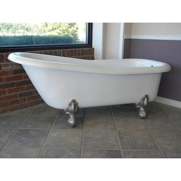 Ambassador 60 x 30 Freestanding Bathtub by Restoria Bathtub Company