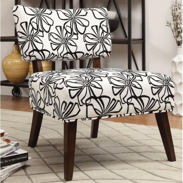 Frigon Slipper Chair by Ebern Designs