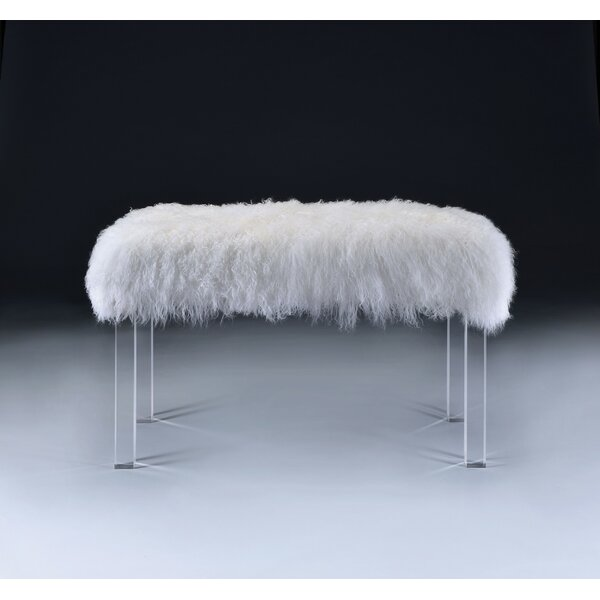 Lorene Upholstered Bench by Everly Quinn
