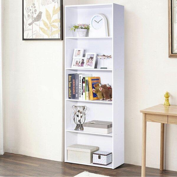Oddi Multi-Functional Standard Bookcase By Ebern Designs