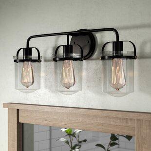 Big Save Portland 3-Light Vanity Light ByLaurel Foundry Modern Farmhouse