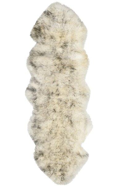 Dax Ivory / Smoke Gray Area Rug by Willa Arlo Interiors
